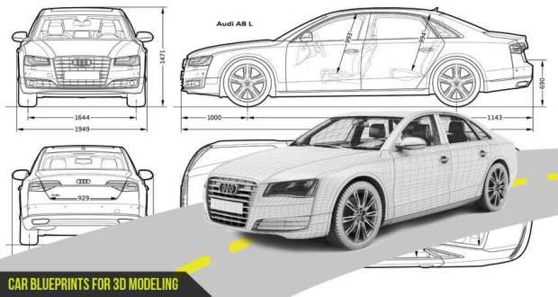 Most loved car blueprints for 3d modeling inspiredose most loved car blueprints for 3d modeling malvernweather Image collections